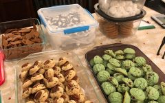 Christmas Cookies at Rockhaven
