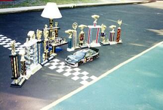 Racing Trophys