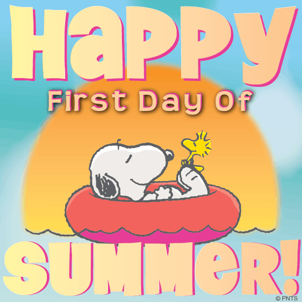 Good Itu0027s The First Official Day Of Summer! Celebrate With Us!