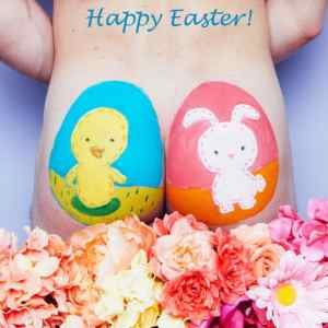 Easter Butt