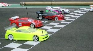 Radio Controlled Car Race
