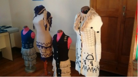 woolen garments