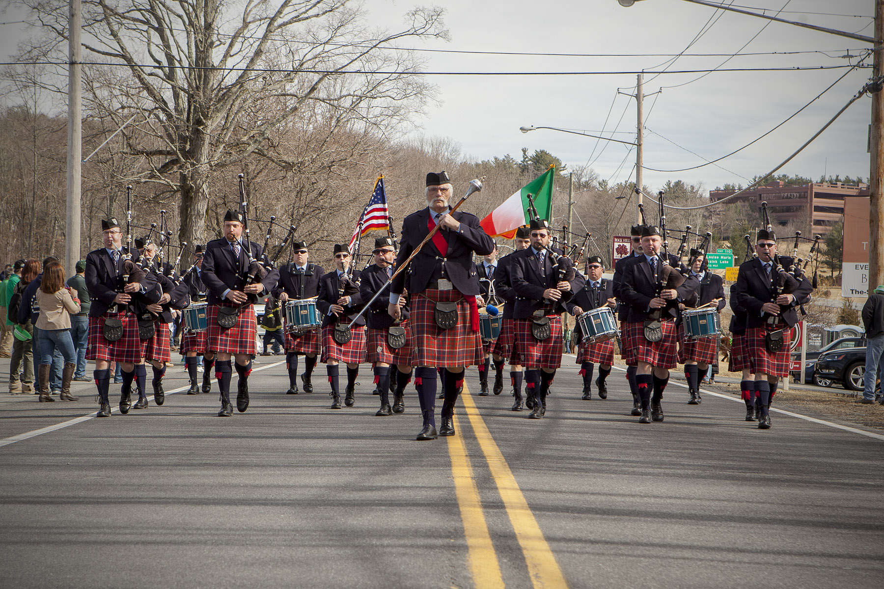 2019 Rock Hill St. Patrick's Day Parade