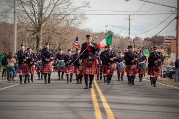 2017 Rock Hill St. Patrick's Day Parade