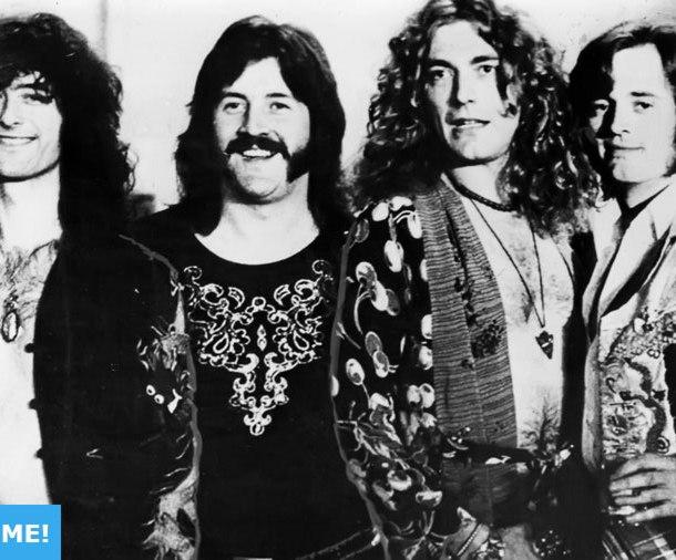 Интервью с Пейджем и Плантом (Led Zeppelin) после «Walking Into Clarksdale»