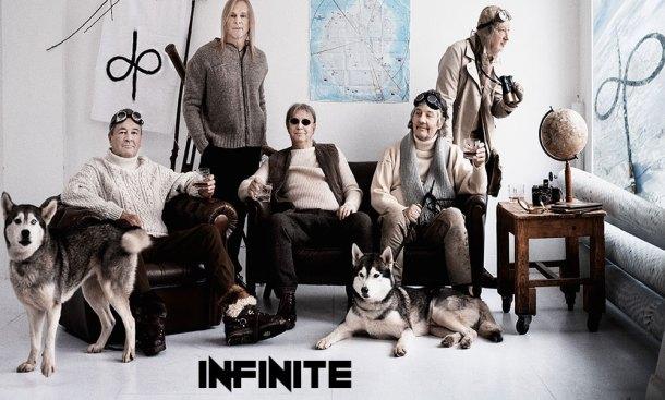 Обзор нового альбома Deep Purple – «inFinite» (2017)