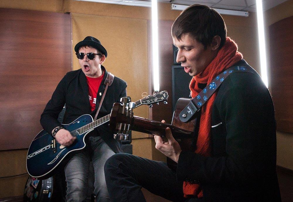 Иван Демьян и Сергей Гарифуллин (фото)