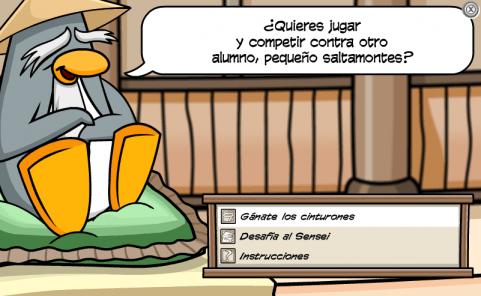 Trucos de Club Penguin: ¡Se un Ninja! Guia Oficial 2014 (3/3)