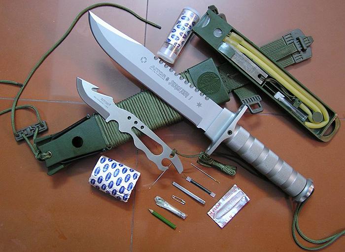 裝備知識——刀具——叢林之王 | 冰巖地帶