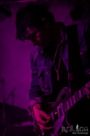 The Big Pink at The Beachland Ballroom in Cleveland, OH. April 3rd, 2018.