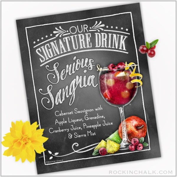 Serious Sangria