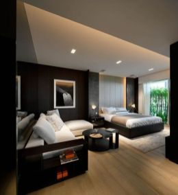 Cool modern bedroom design ideas 64