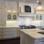 Rustic And Classic Wooden Kitchen Cabinet 19