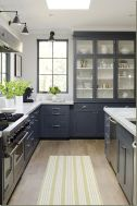 Rustic And Classic Wooden Kitchen Cabinet 25