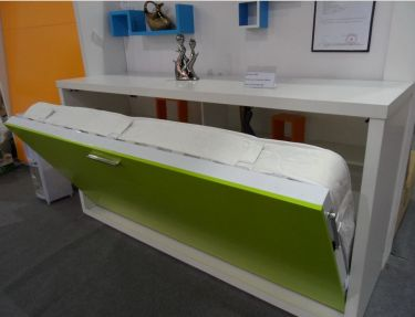 Saving space with creative folding bed ideas 1