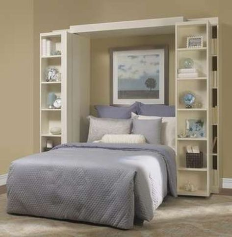 Saving space with creative folding bed ideas 11