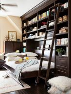 Saving space with creative folding bed ideas 2
