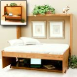 Saving space with creative folding bed ideas 31