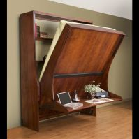Saving space with creative folding bed ideas 46
