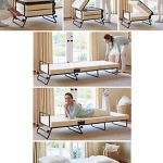 Saving space with creative folding bed ideas 53