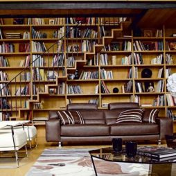 Home Library Design and Decorations Ideas 6