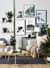 Simple Wall Hanging Decorating Tips 21
