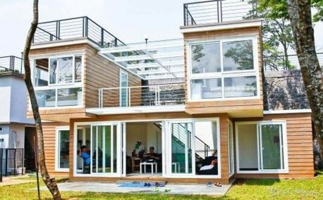 Best shipping container house design ideas 13