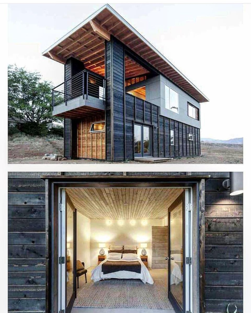 Container Home Design Ideas: Best Shipping Container House Design Ideas 50
