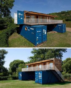 Best shipping container house design ideas 65