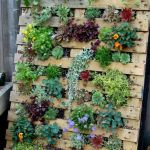 Amazing Creative Wood Pallet Garden Project 21