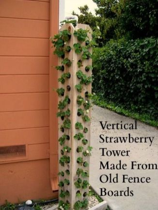Amazing Creative Wood Pallet Garden Project 44
