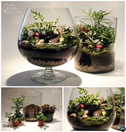 Amazing DIY Mini Fairy Garden for Miniature Landscaping 27