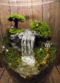 Amazing DIY Mini Fairy Garden for Miniature Landscaping 67