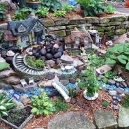 Amazing DIY Mini Fairy Garden for Miniature Landscaping 72