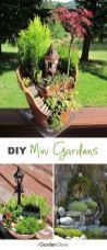 Amazing DIY Mini Fairy Garden for Miniature Landscaping 79