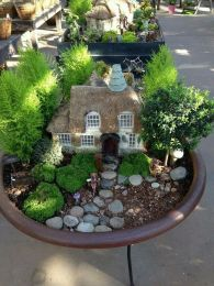 Amazing DIY Mini Fairy Garden for Miniature Landscaping 82
