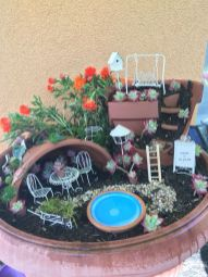 Amazing DIY Mini Fairy Garden for Miniature Landscaping 87