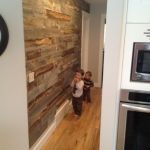 Artistic Pallet, Peel and Stick Wood Wall Design and Decorations 45
