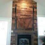Artistic Pallet, Peel and Stick Wood Wall Design and Decorations 78