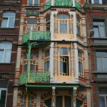 Beautiful art nouveau building architecture design 13