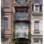 Beautiful art nouveau building architecture design 21
