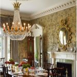 Glorious and Luxury Western Dining Room Design 15