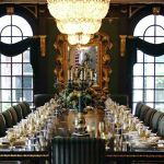 Glorious and Luxury Western Dining Room Design 47