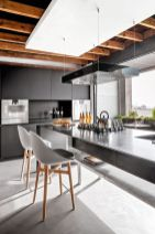 Modern and Contemporary Kitchen Cabinets Design Ideas 30