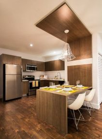 Modern and Contemporary Kitchen Cabinets Design Ideas 40
