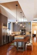 Modern and Contemporary Kitchen Cabinets Design Ideas 8