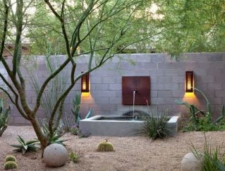 Stunning desert garden ideas for home yard 18