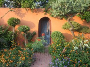 Stunning desert garden ideas for home yard 37