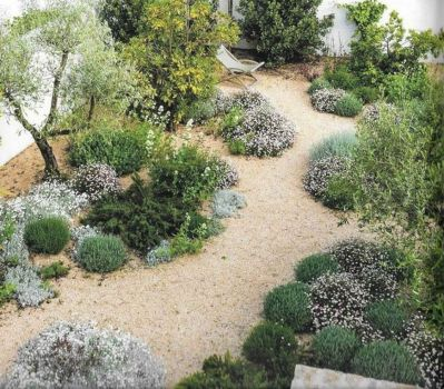 Stunning desert garden ideas for home yard 57