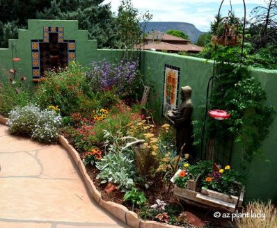 Stunning desert garden ideas for home yard 62